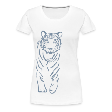 tiger cat cheetah lion wild predator hunter hunting T-Shirts
