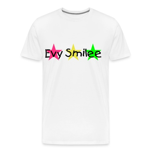 Evy Smilee - T-shirt Premium Homme