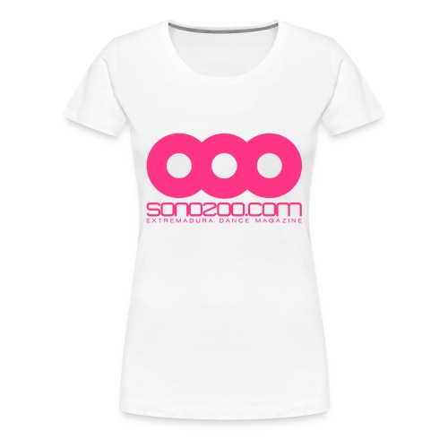 Camiseta básica Sonozoo.com girls - Camiseta premium mujer