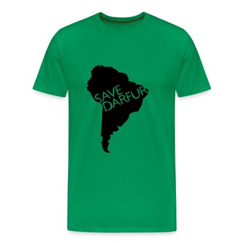 Darfur - Premium-T-shirt herr