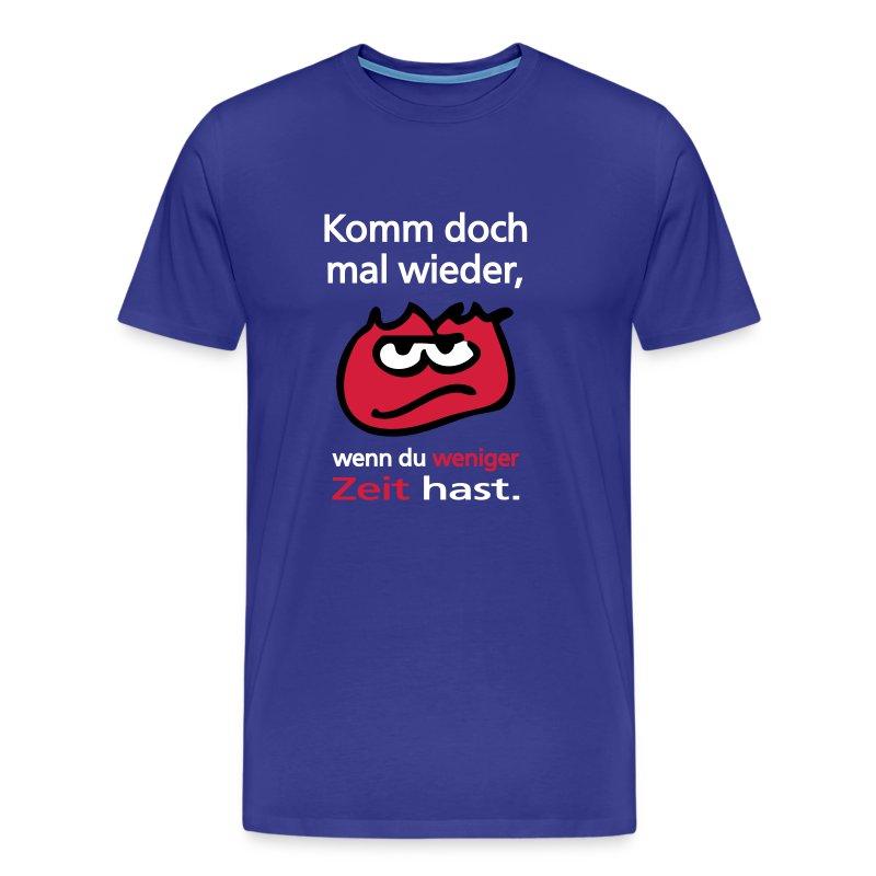 Zeit - Men's Premium T-Shirt