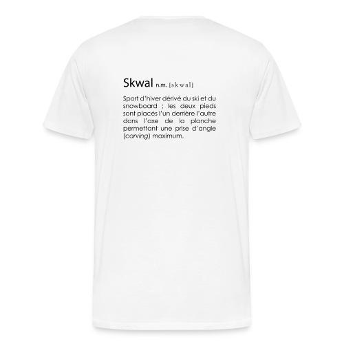 Tshirt Définition (manche courte) - T-shirt Premium Homme
