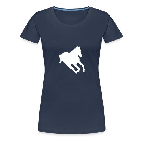 Pony Tee - Women's Premium T-Shirt