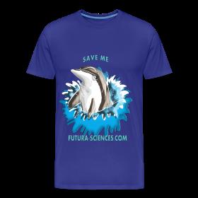 Save dauphin homme bleu marine  ~ 1850