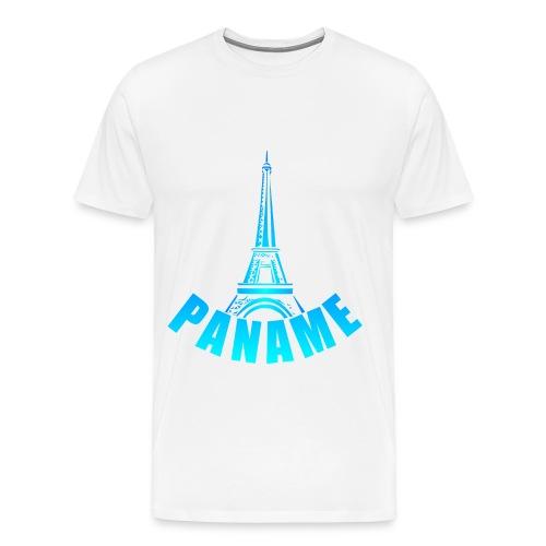 Tee-shirt Paname - T-shirt Premium Homme