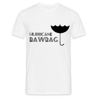 T-Shirts ~ Men's T-Shirt ~ Hurricane Bawbag Brolly Up