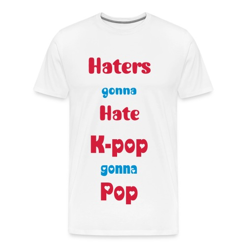 K-pop revolution! - Men's Premium T-Shirt