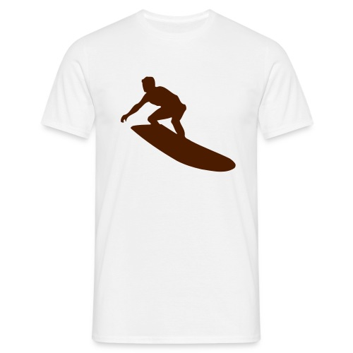 Surfboard (Surf Shirt) - Männer T-Shirt