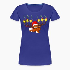 Birds' and Deer's Christmas Concert T-Shirts