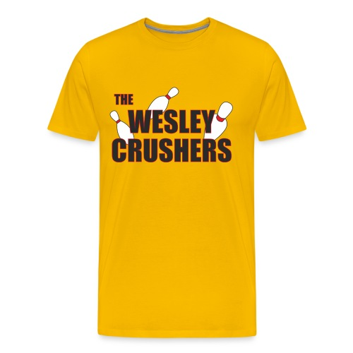 The Wesley Crushers - Men's Premium T-Shirt