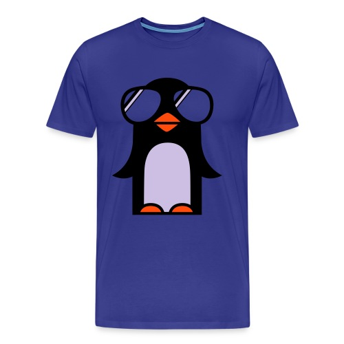 Limited Edition - Penguin Shades - Men's Premium T-Shirt