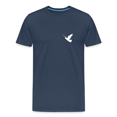 1 colors - Friedenstaube Dove Vogel Frieden Freiheit Birds Flying Peace Freedom T-Shirts