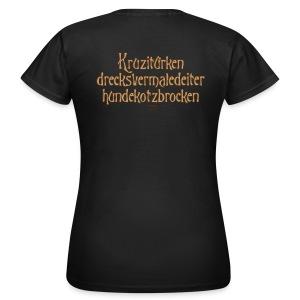 Frauen T-Shirt - Kruzitürken