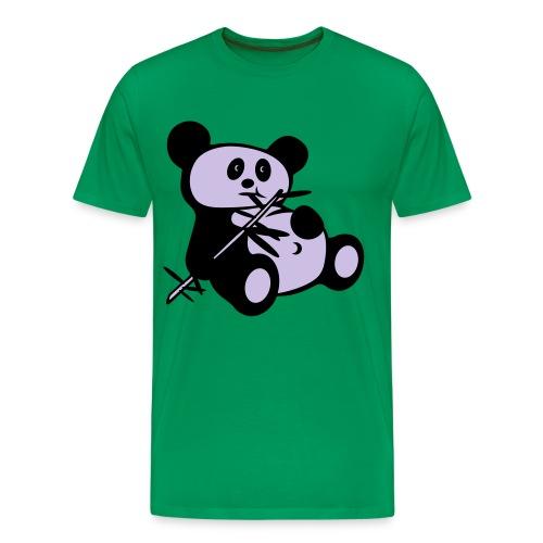 August - Why not? - Men's Premium T-Shirt