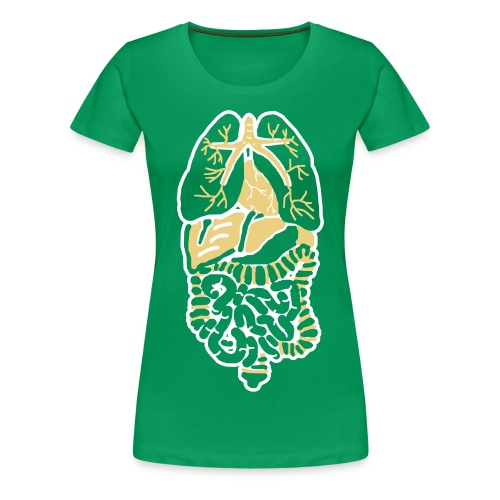 Inside out -Öko! - Frauen Premium T-Shirt