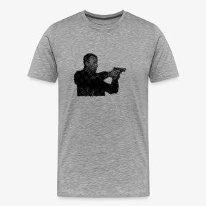 Männer T-Shirt klassisch Gerrit 01 - Männer Premium T-Shirt
