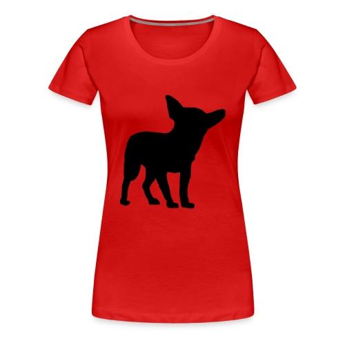 Reh - Frauen Premium T-Shirt