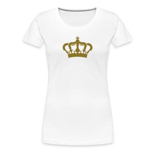 one of two.. - Premium T-skjorte for kvinner