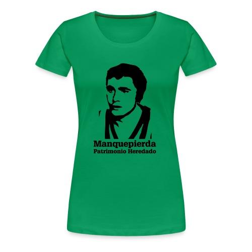Camiseta Patrimonio Heredado para Mujer - Camiseta premium mujer