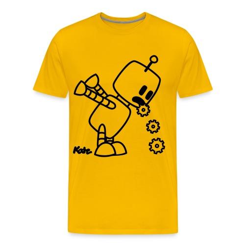 Feburary - Why not? - Men's Premium T-Shirt