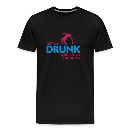 CP-R drunk - Premium-T-shirt herr