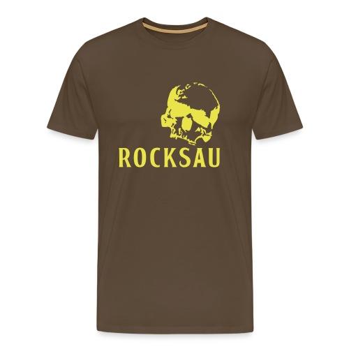 Rocksau! - Männer Premium T-Shirt
