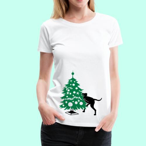 Damen Übergrößen Shirt  - Frauen Premium T-Shirt