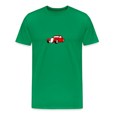 3 colors - Hot Rod Oldtimer Custom Cars Automobil Tuning T-Shirts