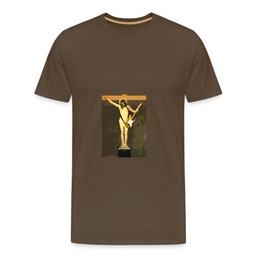 The Divine - Lead Guitar - Men's Premium T-Shirt