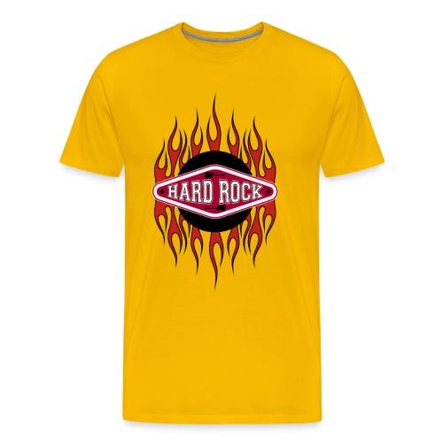 Hard Rock - Männer Premium T-Shirt