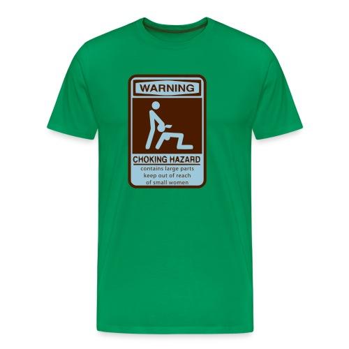 Bigg Redd Djs - Men's Premium T-Shirt