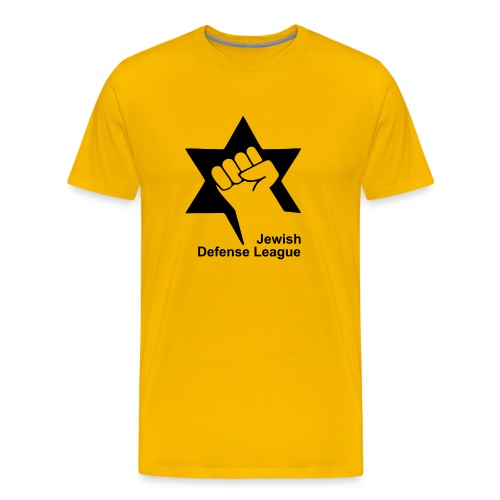 Jewish Defense League - Männer Premium T-Shirt