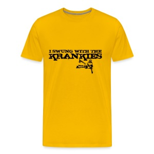 I Swung With The Krankies - Men's Premium T-Shirt