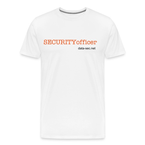data-sec.net - Securityofficer - Männer Premium T-Shirt