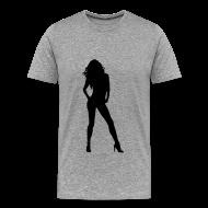 T-shirts ~ Mannen Premium T-shirt ~ Hot