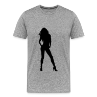 T-shirts ~ Mannen Premium T-shirt ~ Hot