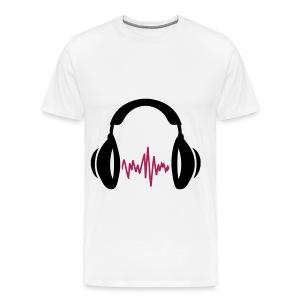 BEATS - Mannen Premium T-shirt