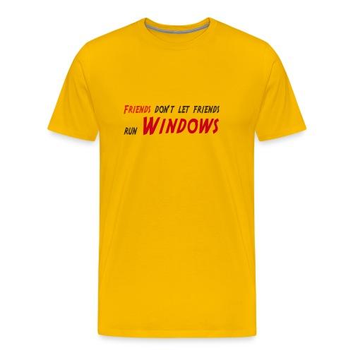 Friends 2 - Männer Premium T-Shirt