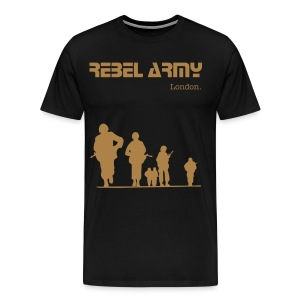 Rebel Army Troop Tee - Men's Premium T-Shirt