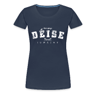 T-Shirts ~ Women's Premium T-Shirt ~ Vintage Waterford Deise Hurling T-Shirt