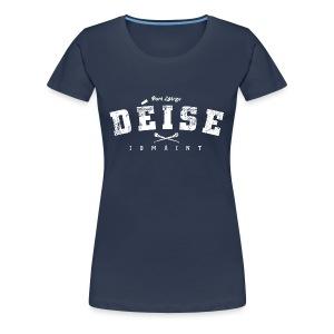 Vintage Waterford Deise Hurling T-Shirt - Women's Premium T-Shirt
