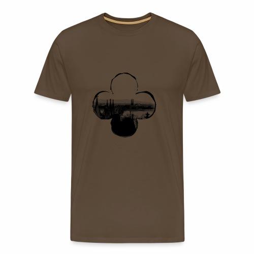 Kölner Dom - Männer Premium T-Shirt