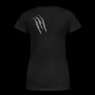 Tee shirts ~ T-shirt Premium Femme ~ T-Shirt Special Yooopette bling bling