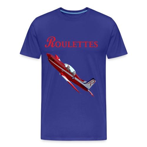Roulettes PC-9 T-shirt - Men's Premium T-Shirt