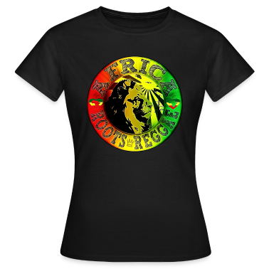 africa roots reggae T-Shirts