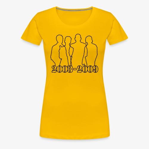 Girlieshirt-Women - Frauen Premium T-Shirt