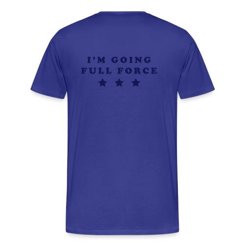 Jumpin' Jeff Farmer - Men's Premium T-Shirt