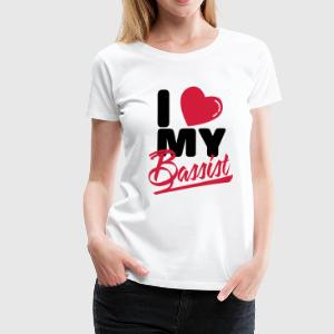 I heart my - I love my T-Shirts - Frauen Premium T-Shirt