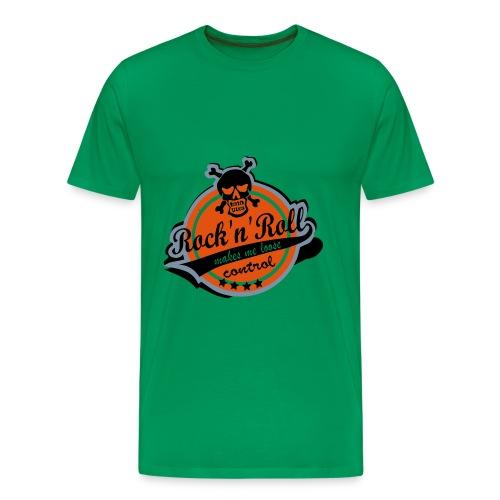 Rock`n Roll - Männer Premium T-Shirt