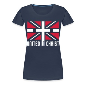 United In Christ - Women's Premium T-Shirt